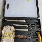 Fish cleaning kit