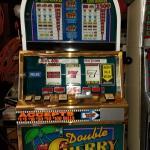 Double Cherry Bar machine