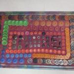 273 - Button Art #4