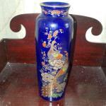 """ Japanese Katani Vase."
