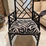 Side accent chair