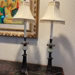 Table lamps - Pair