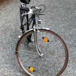 Bike road Peugeot French bike