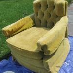 Hillside Designs Upholstered Chair