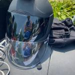 Womens Icon Helmet -S