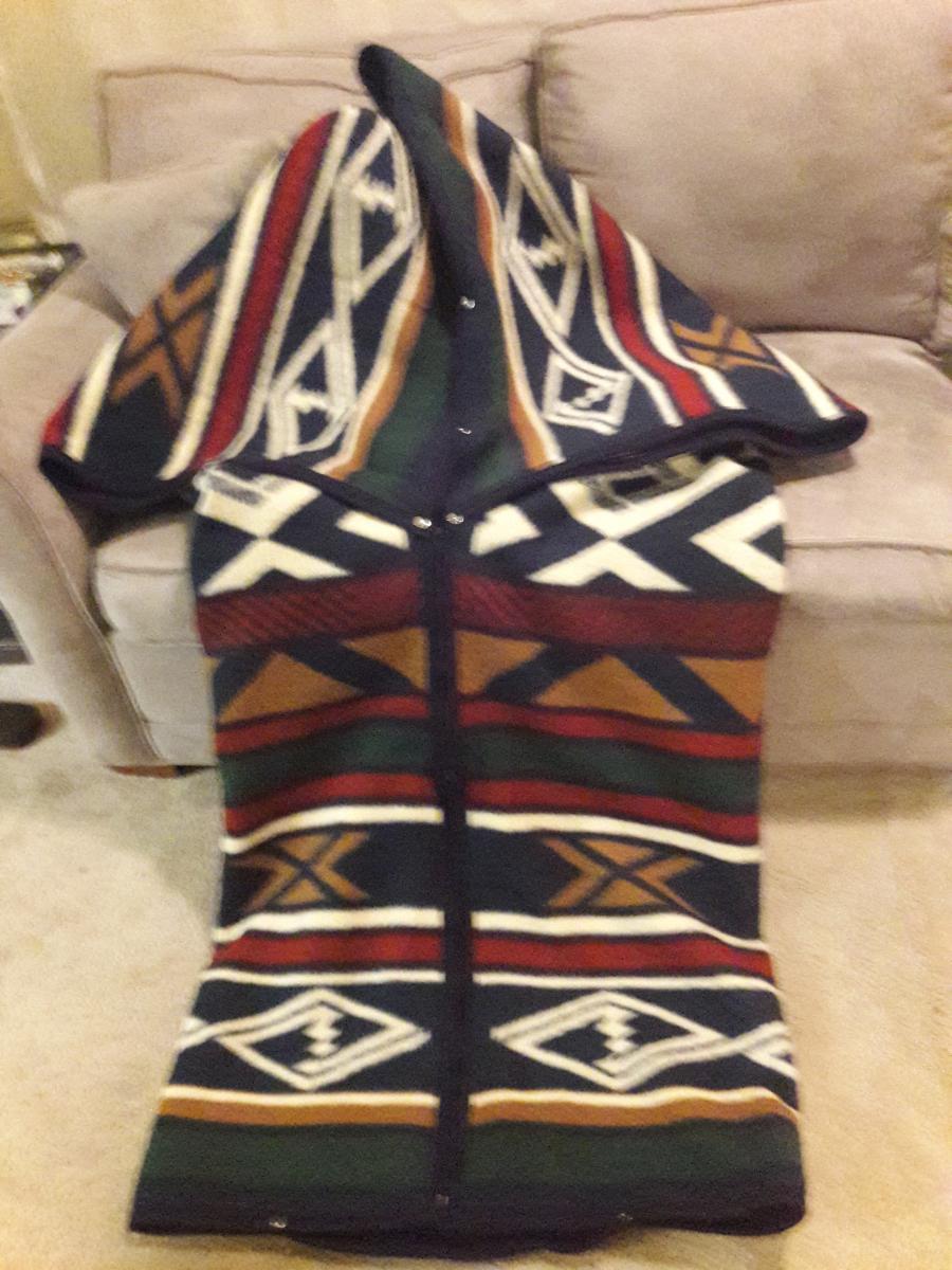 Photo 3 of BIEDERLACK Sleeping Bag/Blanket/Camping