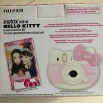 FujiFilm Hello Kitty Instax Mini Camera