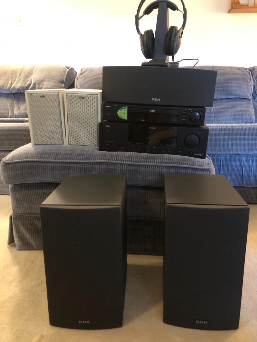 Photo 1 of RCA Home Theater systems