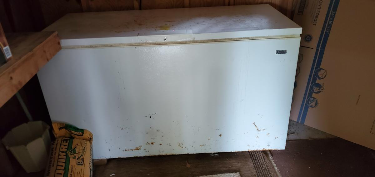 Photo 1 of Kenmore chest freezer