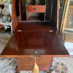 Antique 1800's Victorian secretary desk !973-600-3177