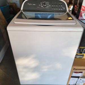 Photo of WHIRLPOOL CABRIO TOP LOAD WASHER