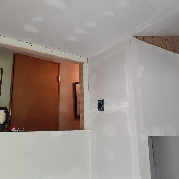Photo of Sheetrock work for sale.