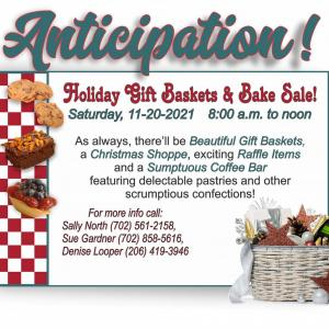 Photo of Bake Sale / Holiday Gift Baskets
