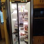 Refrigerator, Kenmore.  Runs great, just no icemaker...