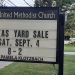 Texas Yard Sale