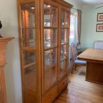 Solid Oak Cairo Cabinet