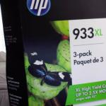 HP 932 XL(high yield) Black and Color Cartridges for sale.