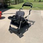 Double stroller Graco