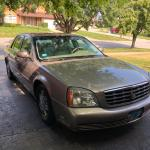 2004 Cadillac sedan deville