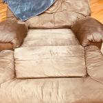 Reclining Couch & Reclining Chair