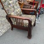 Morris Chairs-Old School Recliners