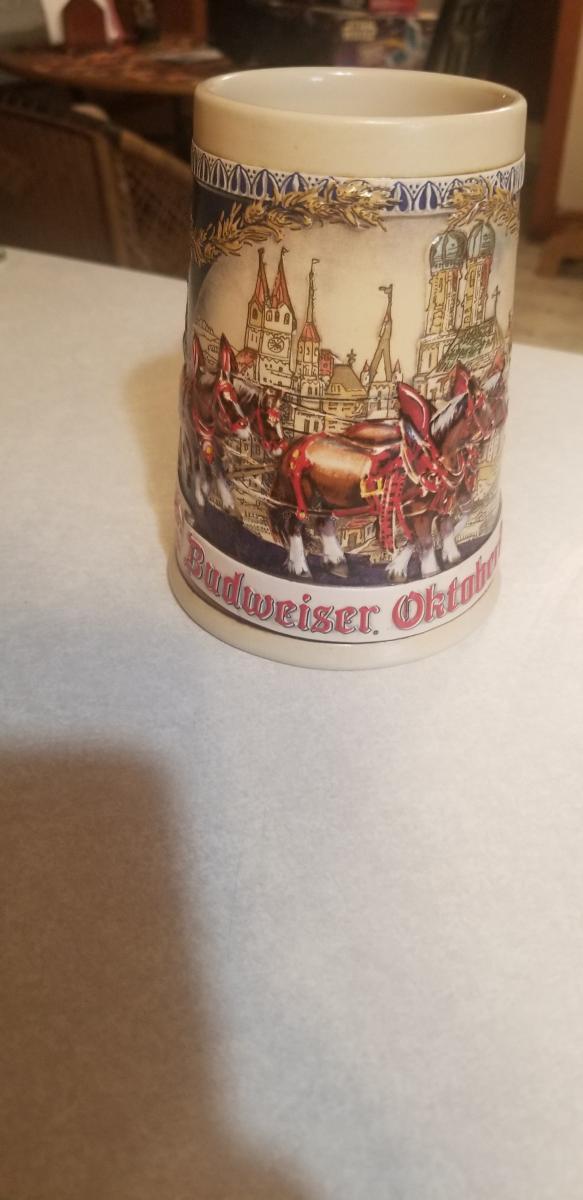 Photo 2 of Budweiser  mug