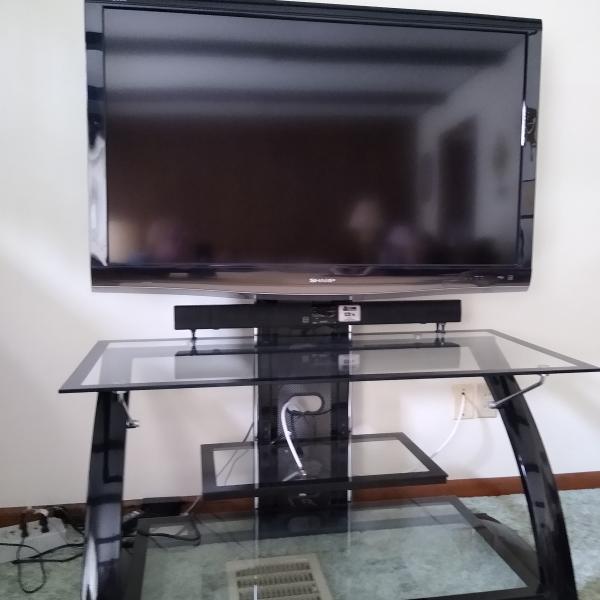 """Photo of Sharp 46"""" TV"""