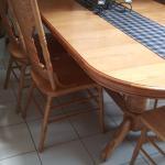 Kitchen/Dinette/Dining Room Table