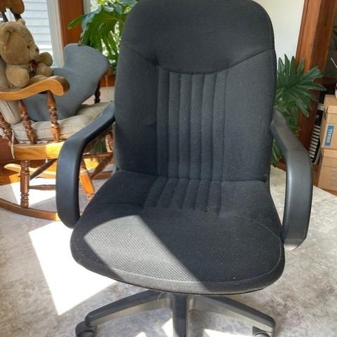 Photo of Highback computer chair