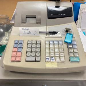 Photo of Sharp register
