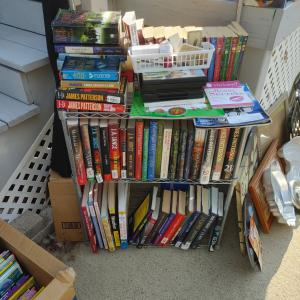 Photo of BACK YARD SALE  Lincoln Park City wide sale