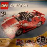 LEGO- Creator- Super Speeder #5867