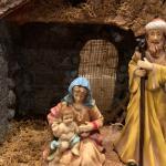 Nice nativity set!