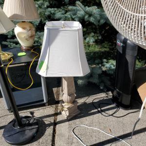 Photo of Ceramic-Based Designer Lamp