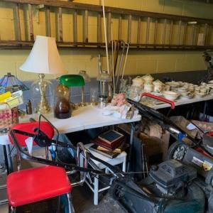 Photo of Garage Sale 9-18-21