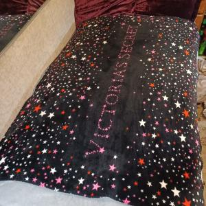 Photo of Victoria secret blanket