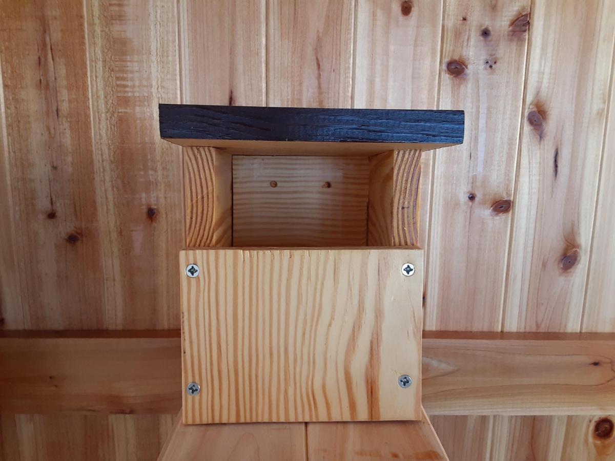 Photo 2 of Cedar Wood NC Wren Birdhouses