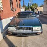 1990 Jaguar Sovereign XJ6 sedan, 4.0L I6, 4 door Green exterior tan interior