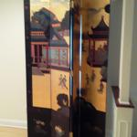 Large Wood Room Divider
