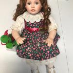 Doll collectors Strawberry girl