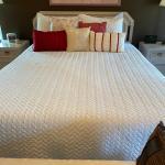 All Wood Master Bedroom Queen Size Bedroom Set