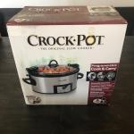 Appliances- Crock Pot