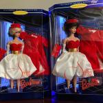 2  - 1997 Barbies Silken Flame (1962 Reproduction Collector Edition)