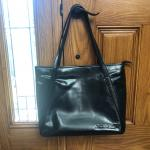 Women's Leather Work Bag