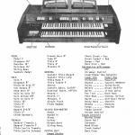 Organ / Piano