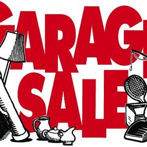Photo of Huge End of Summer Garage Sale