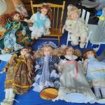 Collectable vintage dolls