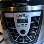 Like New Power Pressure Cooker XL