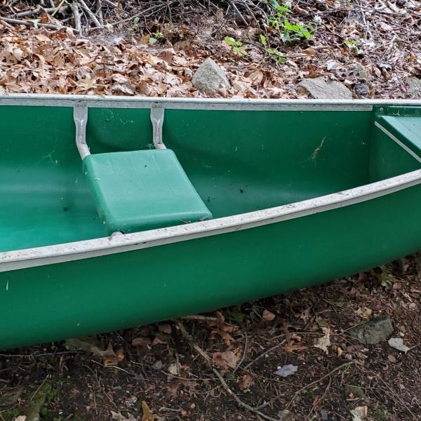 Photo of Fiberglass Canoe