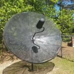 C-Band Satellite